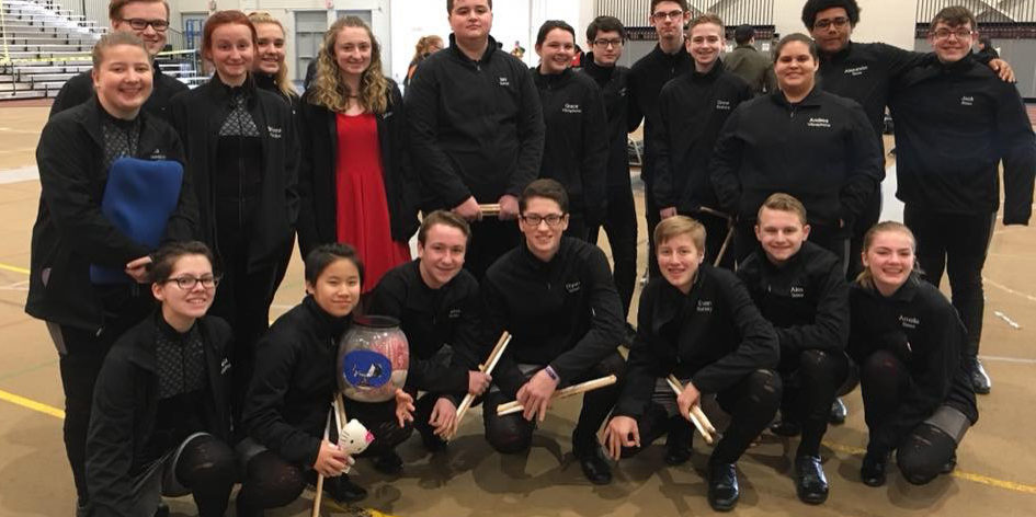 SGI Community_South Lyon Percussion